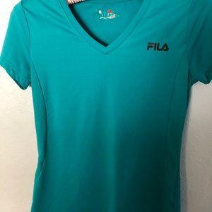 Women's Fila Activewear Shirt